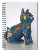 China Cat Spiral Notebook