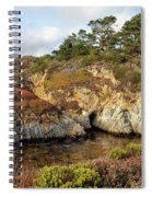 China Cove, Point Lobos Spiral Notebook