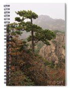 China, Mt. Huangshan Spiral Notebook