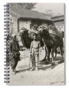 China: Peking, 1901 Spiral Notebook