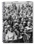 China: Peking, C1902 Spiral Notebook