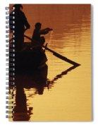 China, Tianjin Spiral Notebook