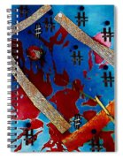 China Touch Spiral Notebook