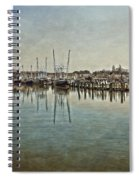 Chincoteague Bay Spiral Notebook