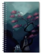 Chinese Ancient Style Spiral Notebook