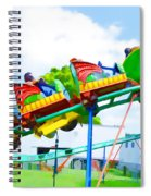 Chinese Dragon Ride 1 Spiral Notebook