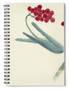 Chinese Hawthorn Spiral Notebook