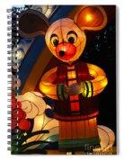 Chinese Lantern Festival British Columbia Canada 7 Spiral Notebook
