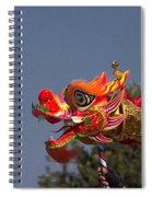Chinese New Year Camarillo 2018 Spiral Notebook
