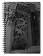 Chinese Theater  Spiral Notebook