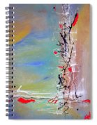 Chinese Whispers Spiral Notebook
