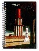 Chirico: Grand Tour, 1914 Spiral Notebook