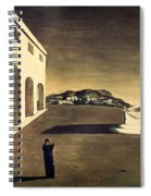 Chirico: Melancolie, 1913 Spiral Notebook