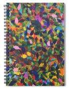 Chirp Spiral Notebook