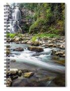 Chittenango Falls  Spiral Notebook