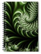 Chlorophyll Spiral Notebook