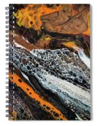 Chobezzo Abstract Series 1 Spiral Notebook