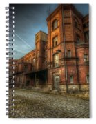 Chocolate Factory Spiral Notebook