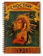 Choctaw 1935 Spiral Notebook