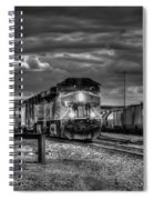 Choo Choo Spiral Notebook