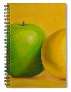 Chorus Line Spiral Notebook
