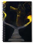 Chosen Path Spiral Notebook