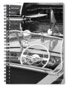 Chris Craft Utility Spiral Notebook