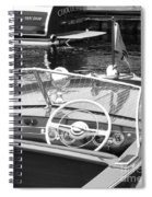 Chris Craft Utility Spiral Notebook