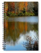Chris Greene Lake - Reflections Spiral Notebook