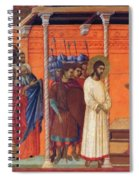 Christ Before Pilate 1311 Spiral Notebook