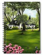 Christ Church, St. Simons Island Ga Spiral Notebook