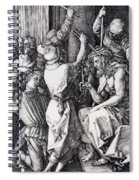 Christ Crowned With Thorns 1512 Spiral Notebook