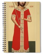 Christ The King The Bridegroom 066 Spiral Notebook