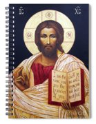 Christ The Teacher Spiral Notebook