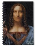 Christ Spiral Notebook
