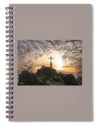 Christellerata L A S Spiral Notebook