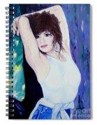 Christina Spiral Notebook
