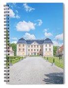 Christinehofs Slott Entrance Spiral Notebook