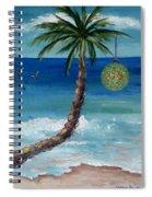 Christmas 2008 Spiral Notebook