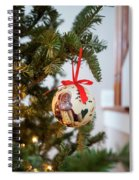 Christmas 6 Spiral Notebook