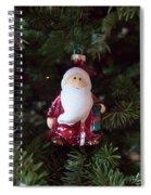 Christmas 7 Spiral Notebook