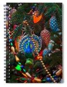 Christmas Bling #1 Spiral Notebook