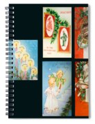 Christmas College 2 Spiral Notebook