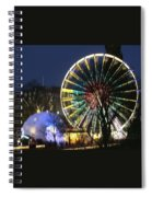 Christmas Fair Scotland Spiral Notebook
