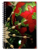 Christmas Ornaments 2 Spiral Notebook