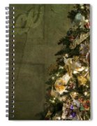 Christmas Peace Spiral Notebook