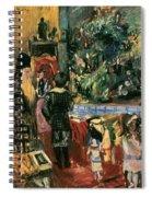 Christmas Present  Spiral Notebook