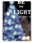 Christmas Quote Spiral Notebook