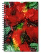 Christmas Remembered Spiral Notebook