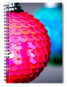Christmas Time 2 Spiral Notebook